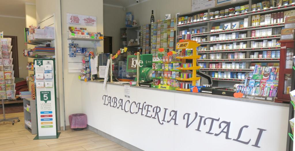 Arredamento per tabaccheria economico mag soluzioni for Arredamento per tabaccheria