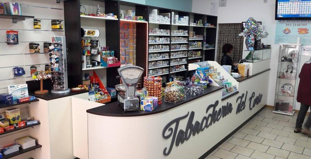 arredamento per tabaccheria economico mag soluzioni