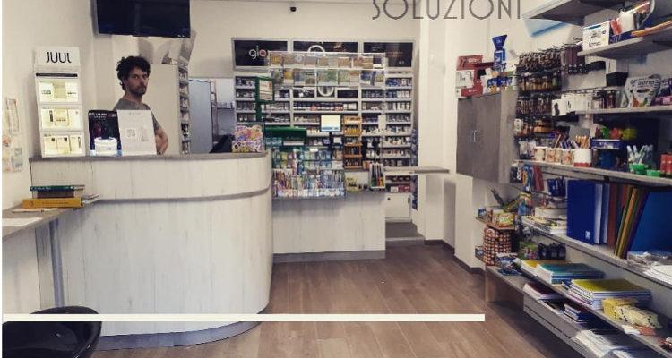 Arredo tabaccheria bologna 3 mag soluzioni for Arredo tabaccheria