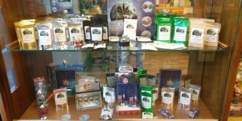 Cannabis in tabaccheria