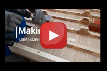 Video realizzazione arredamento tabaccheria