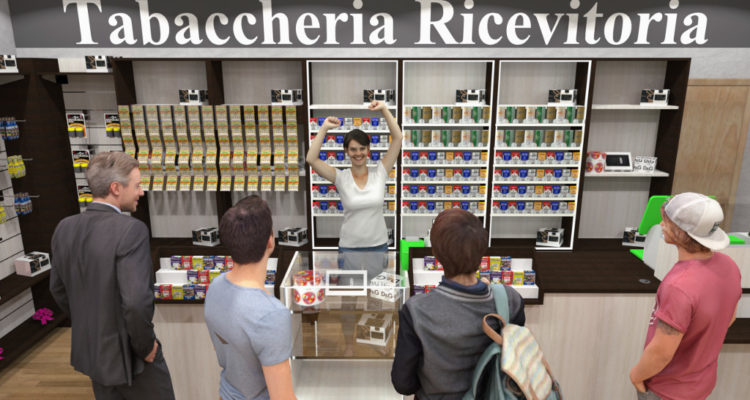 Come aumentare le vendite nella Tabaccheria